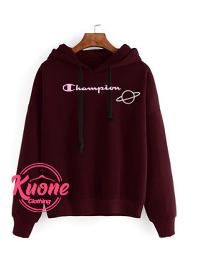Champion Hoodie For Women's Or Men's