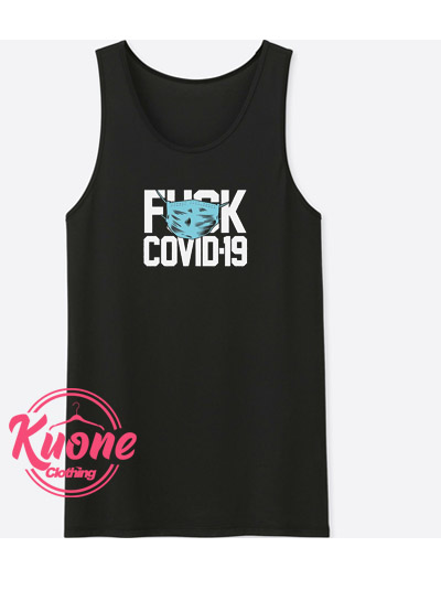 Face Mask Tank Top For Women's or Men's