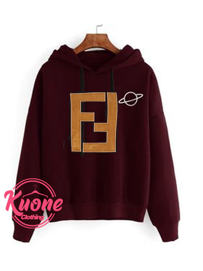 Fendi Hoodie For Women's Or Men's