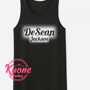 DeSean Jackson Tank Top For Women's or Men's