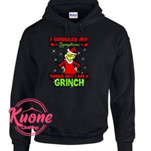 Grinch Hoodie For Women's Or Men's