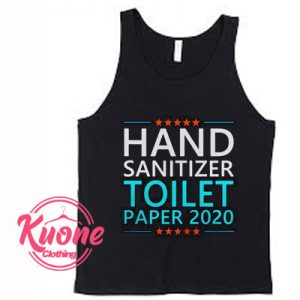 Hand Sanitizer Recall Tank Top