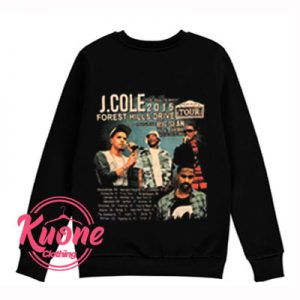 J Cole Sweatshirt