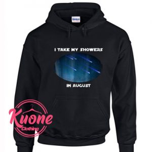 Meteor Shower Tonight Hoodie