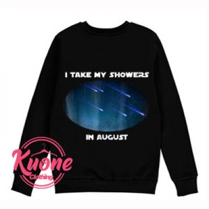 Meteor Shower Tonight Sweatshirt