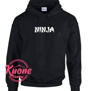 Ninja Hoodie For Women's Or Men's
