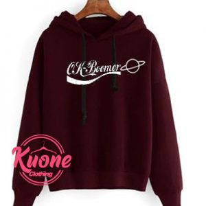 OK-Boomer Hoodie For Women's Or Men's