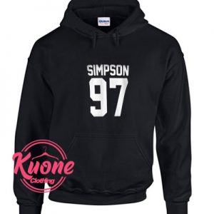 Simpson HoodieFor Women's Or Men's
