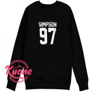Simpson Sweatshirt