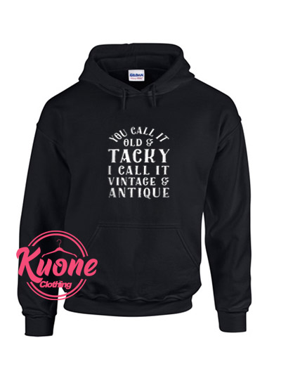 Tacky Hoodie For Women's Or Men's