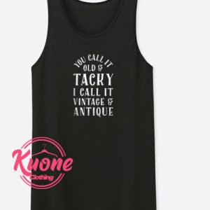 Tacky Tank Top For Women's or Men's