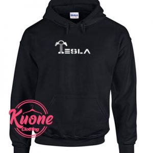 Tesla Hoodie For Women's Or Men's