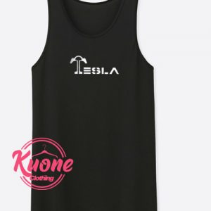 Tesla Tank Top For Women's or Men's