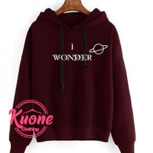 Wonder Hoodie For Women's Or Men's