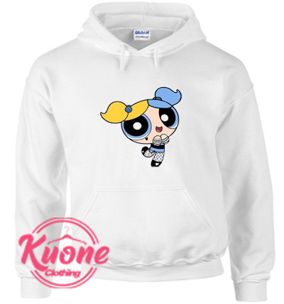 Bubble Blossom Hoodie