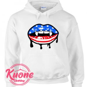 Dripping Lips Hoodie