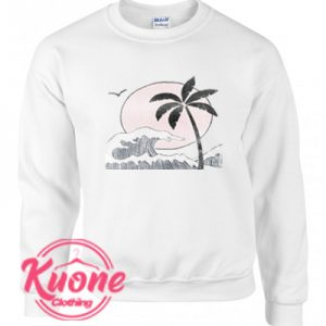 Illustration Coast Sweatshirt