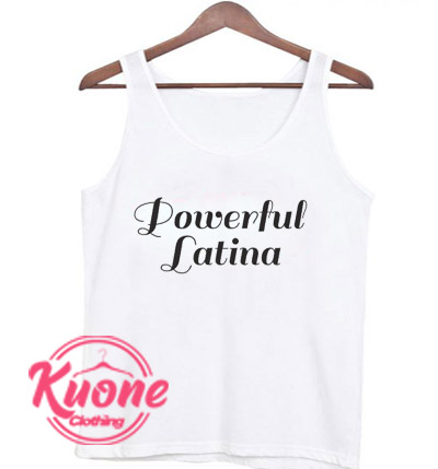 Latina Tank Top For Women's or Men's