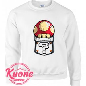 Mario Cool Sweatshirt