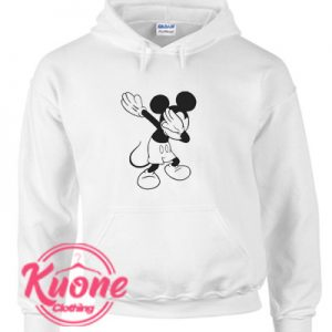 Mickey Mouse Dabbing Hoodie