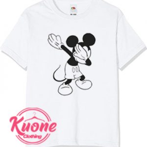Mickey Mouse Dabbing T Shirt
