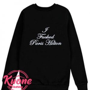 Paris Hiltonis Sweatshirt