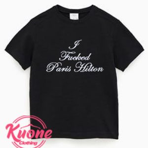 Paris Hiltonis T Shirt