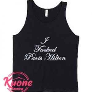 Paris Hiltonis Tank Top