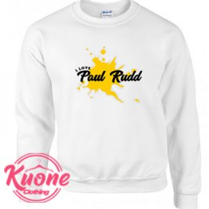 Paul Rudd Sweatshirt