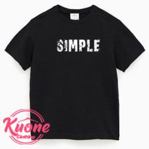 Simple T Shirt