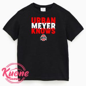 Urban Meyer T Shirt