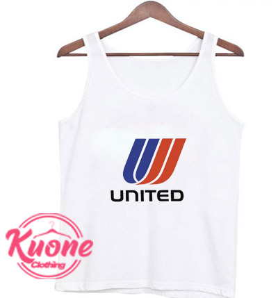 United Airlines Tank Top