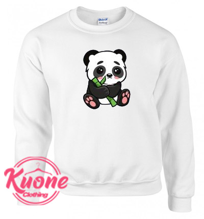 Happy Panda Sweatshirt
