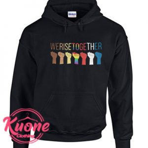 WeriseTogether Hoodie