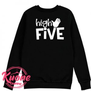 Fifth Birthday Sweatshirt